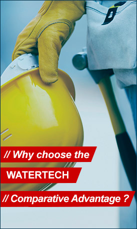 Why Choose WATERTECH